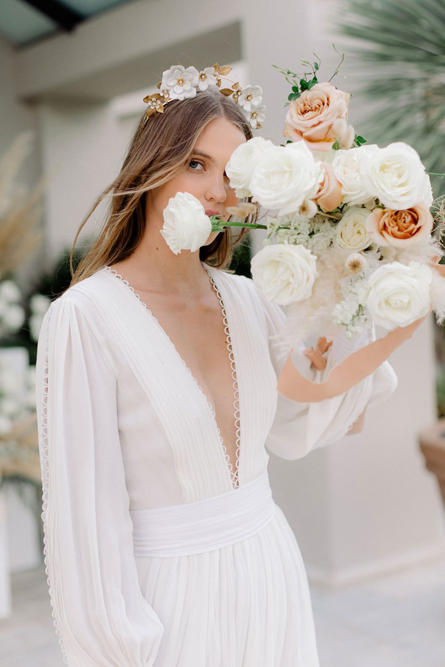 bride wedding in athens greece